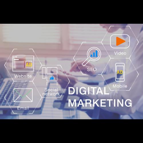 digital marketing light